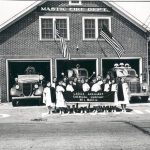 Ladies Auxiliary - Mastic Chemical Company No.1 (By Philip Trypuc, from the collection of Mastic-Moriches-Shirley Community Library)