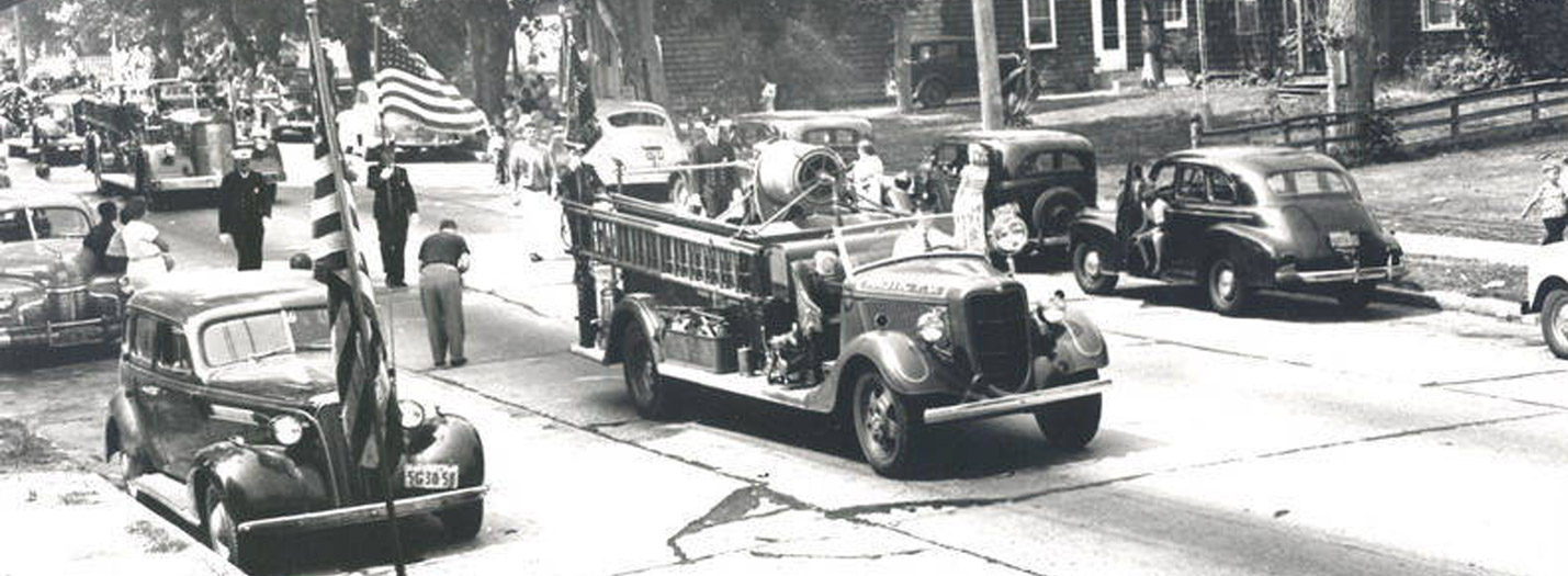 The History of the Mastic Fire Department
