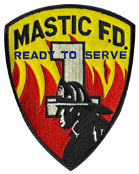 Mastic Fire Department Patch